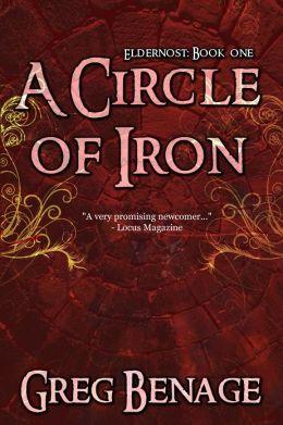 Book Review: A Circle of Iron (Eldernost: Book 1)
