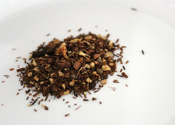 Persimmon Tree Tea's Rooibos Vanilla Chai