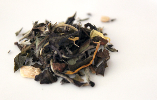 Persimmon Tree Tea's White Guava