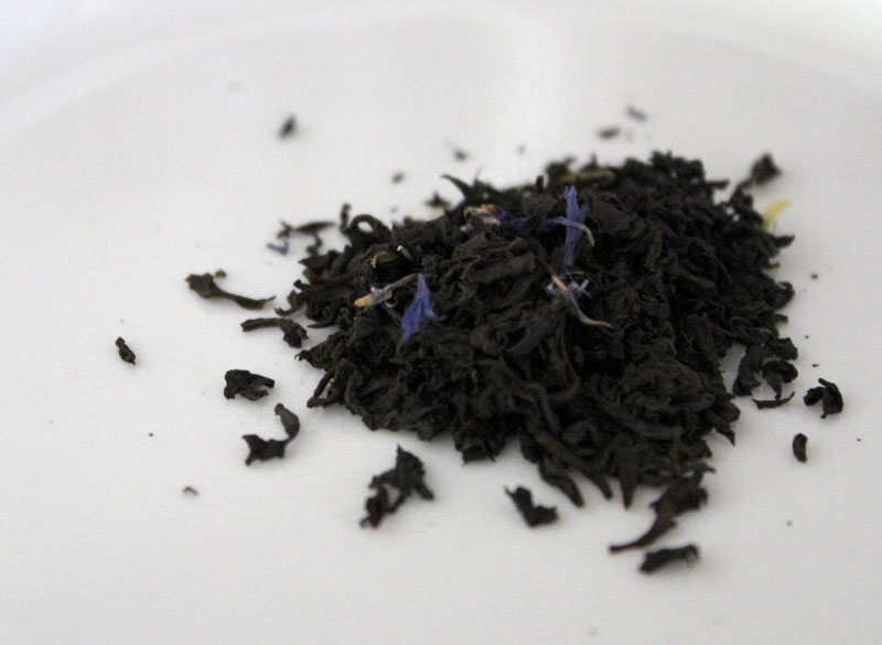 Tea review: Mindful Morning black tea from Plum Deluxe