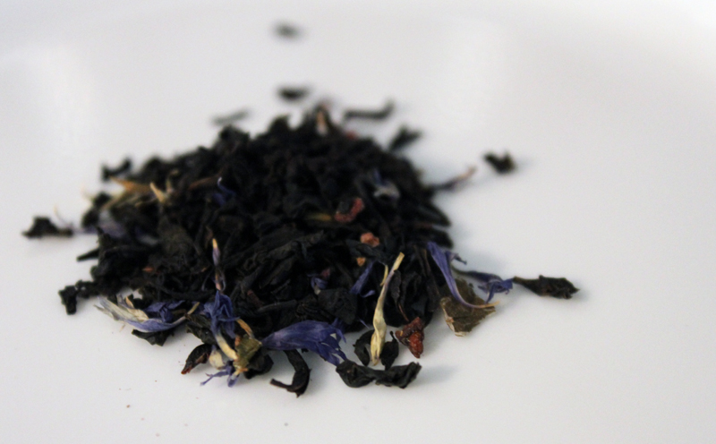 Tea review: Raspberry Earl Grey black tea from Plum Deluxe