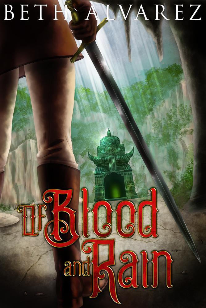 Of Blood and Rain is now available!