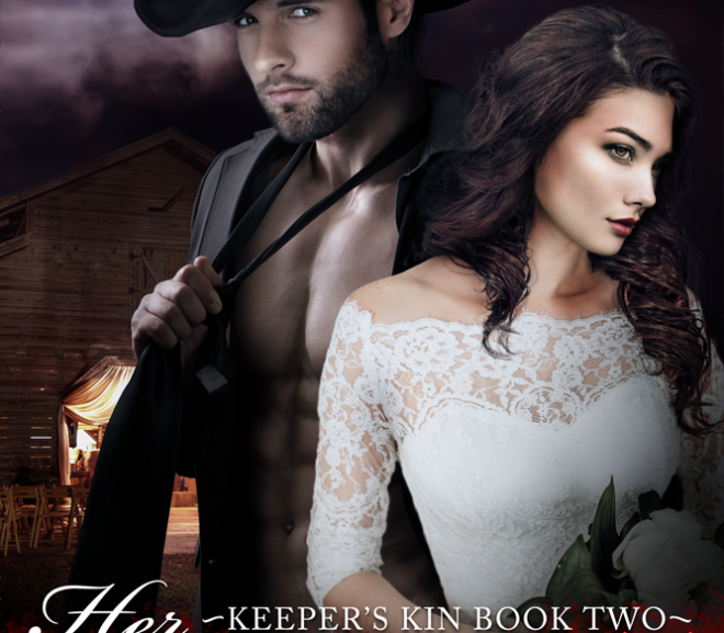 Her Midnight Wedding, book 2 of the Keeper's Kin series, is now available!