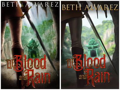Of Blood and Rain now available in paperback