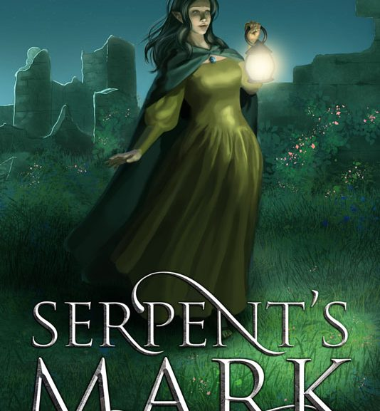 Serpent's Mark is now available!