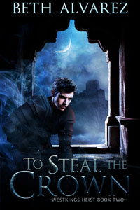 To Steal the Crown is out today!