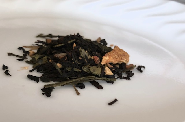 Tea review: Adagio Fandom Blends Second Breakfast tea