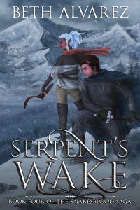 Serpent's Wake by Beth Alvarez