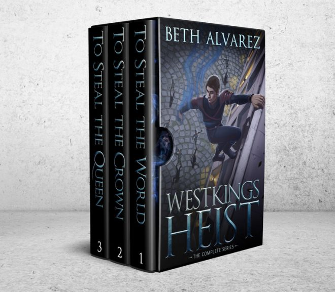 Westkings Heist is now available wide