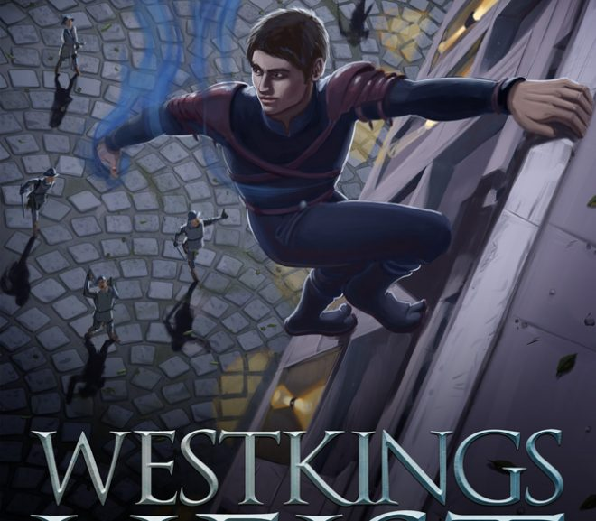 The Westkings Heist Omnibus is now available!