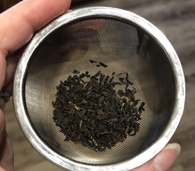Tea review: Tea is for Texas Top O' the Morning Irish Breakfast tea