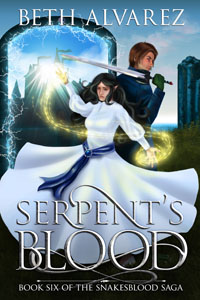 Serpent's Blood by Beth Alvarez