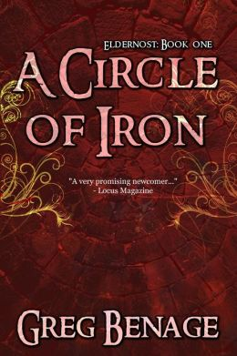 Book Review: A Circle of Iron (Eldernost: Book 1)