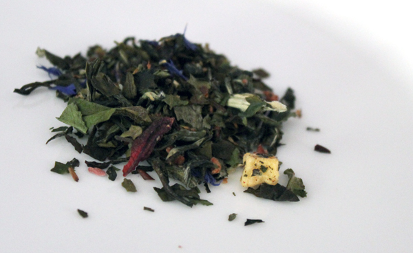 Tea review: Sage on Sage White Strawberry tea