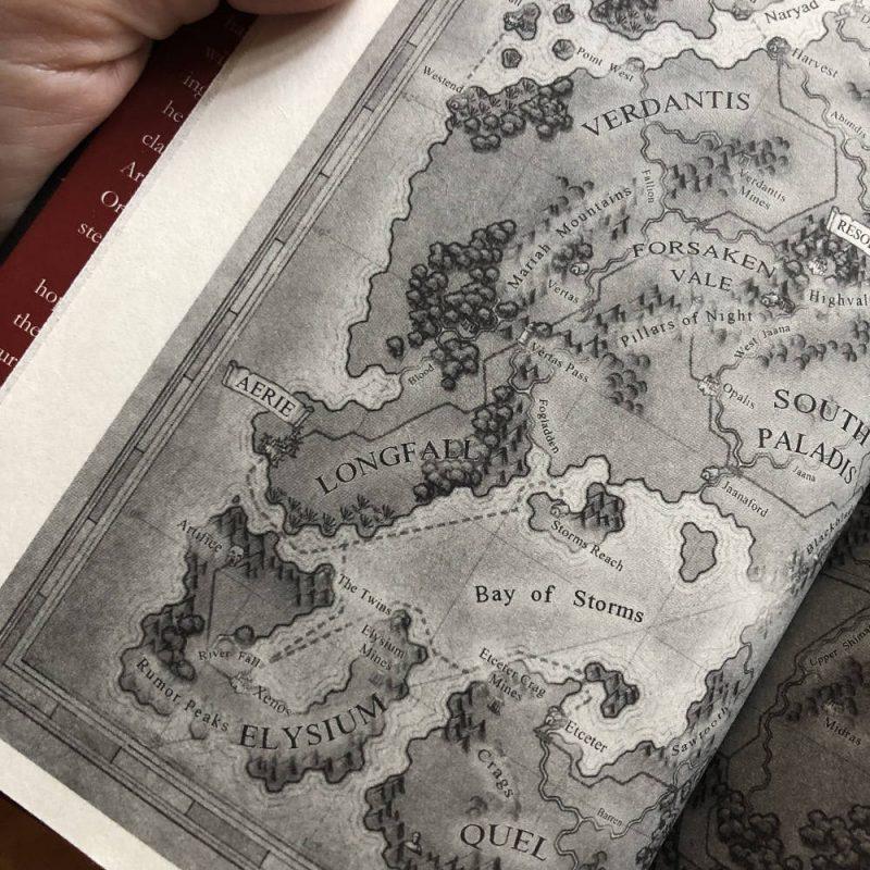 Sword of Midras map