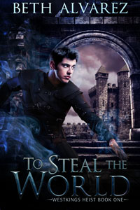 To Steal the World is now available!