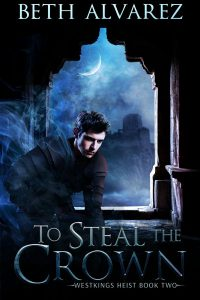 To Steal the Crown, coming February 22, 2020