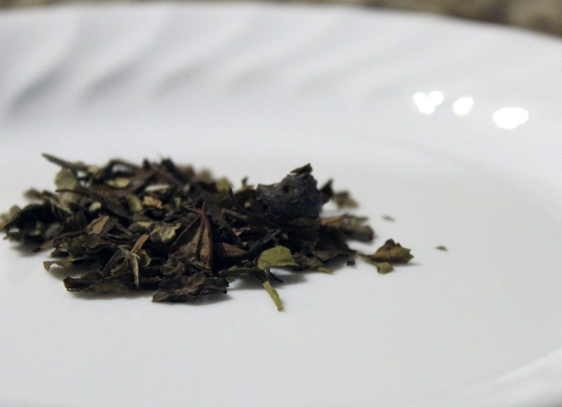 Adagio white blueberry tea
