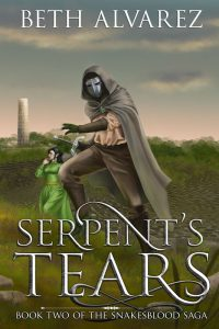 Serpent's Tears by Beth Alvarez