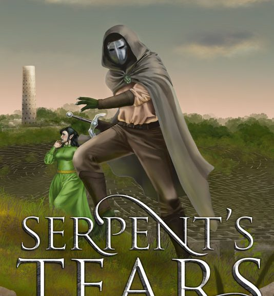 Cover reveal: Serpent's Tears, Snakesblood book 2!