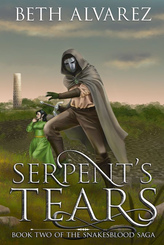 Serpent's Tears cover