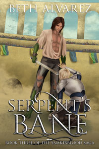 Serpent's Bane by Beth Alvarez