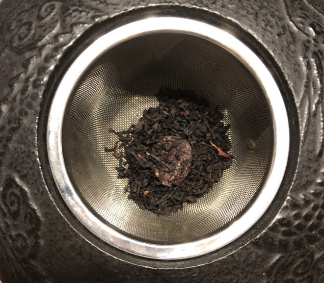 Tea Review: Adagio Cherry Tea