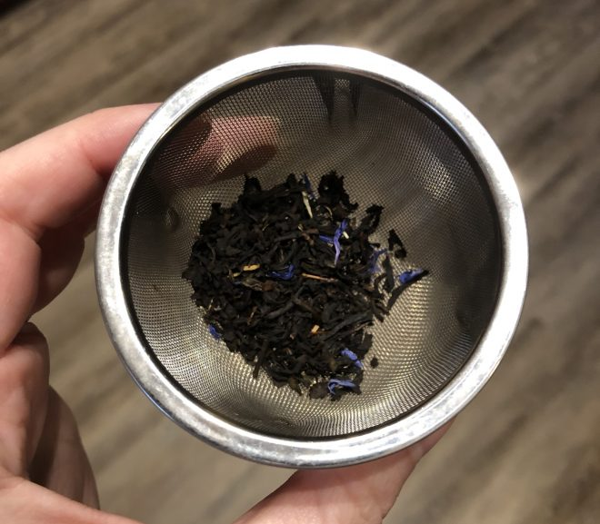 Tea review: Independence Coffee Company Tea is for Texas Earl Grey Créme de la Créme