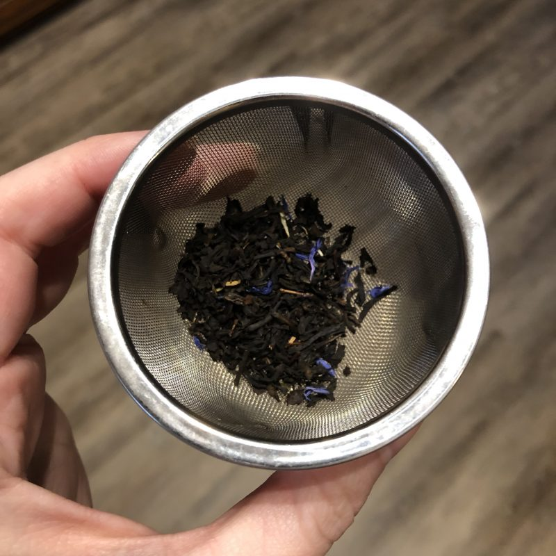 Independence Coffee Earl Grey tea