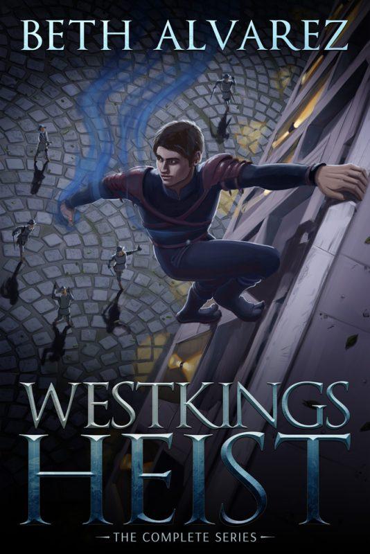 Westkings Heist Omnibus Cover