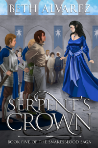 Serpent's Crown by Beth Alvarez