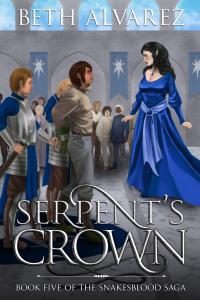 Serpent's Crown by Beth Alvarez