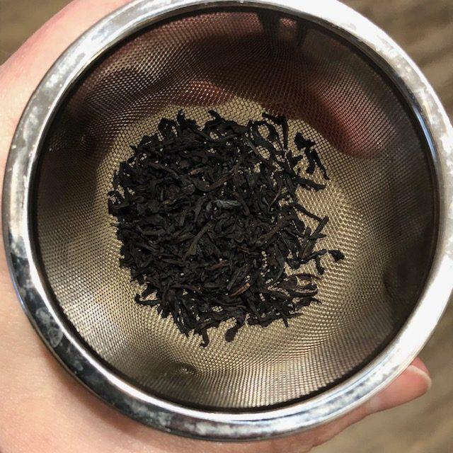 Adagio cream tea